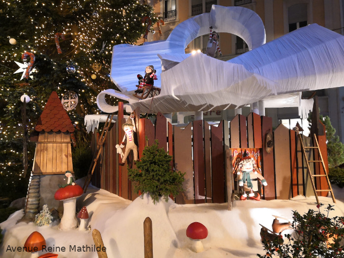 sapin Noël Mulhouse