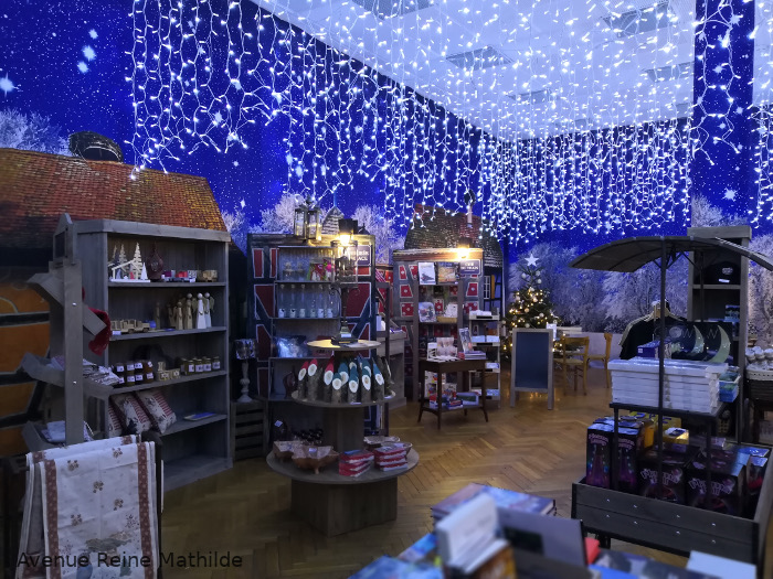 Noël à Mulhouse boutique