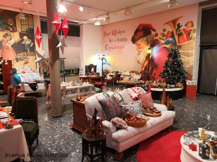 Mulhouse boutique Noël
