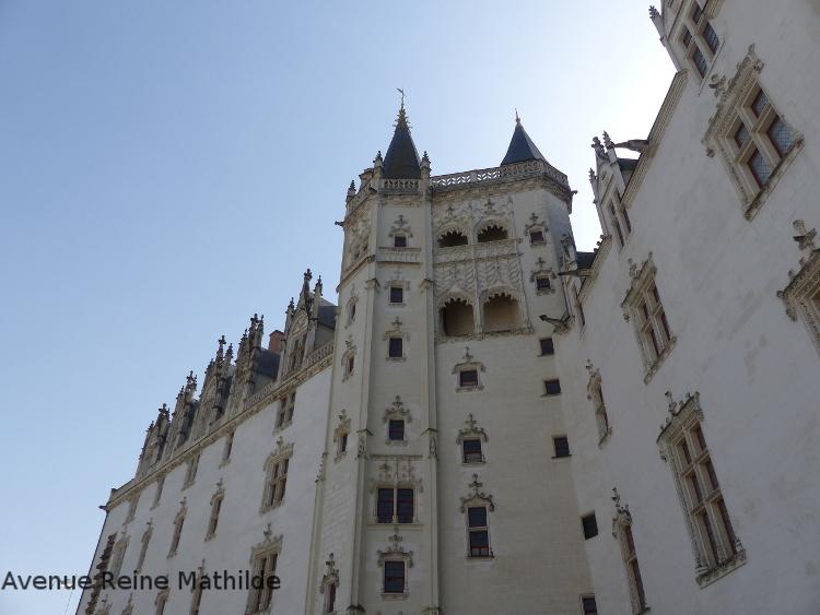 10 jours à Nantes château