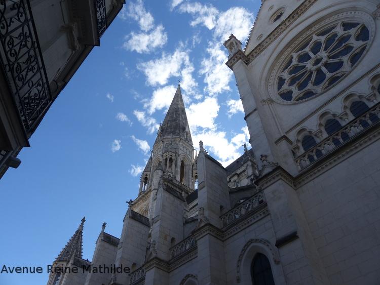 églises à Nantes