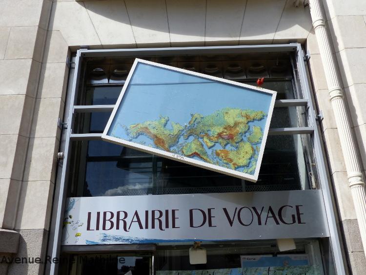 librairie voyage à Nantes