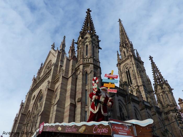 Noël 2018 à Mulhouse
