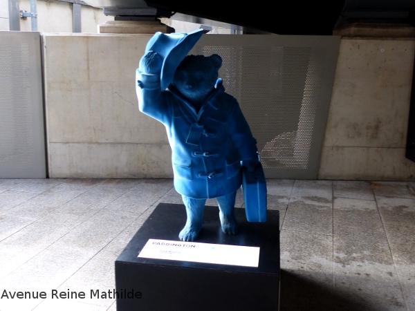 statue de Paddington