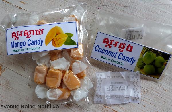 souvenirs du Cambodge