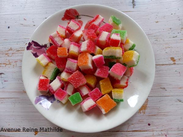 Bonbons de Malaisie