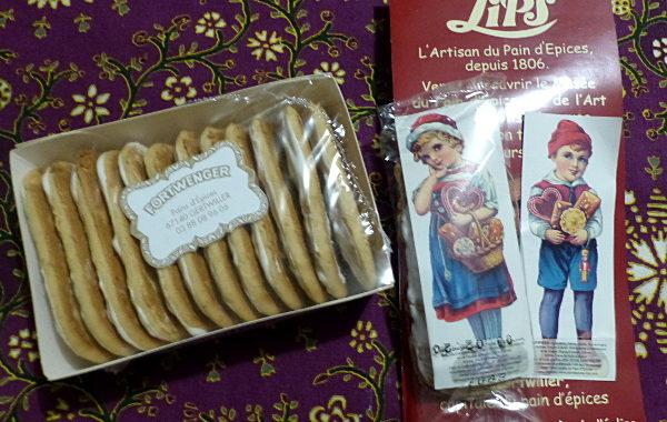pain d'épices d'Alsace