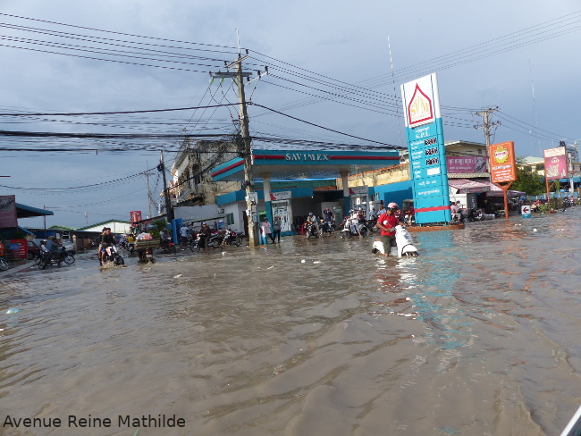 phnom penh saison des pluies