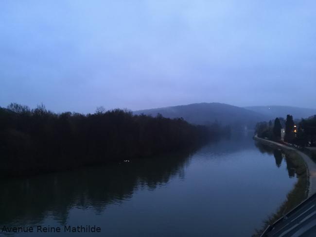 La Meuse Belgique