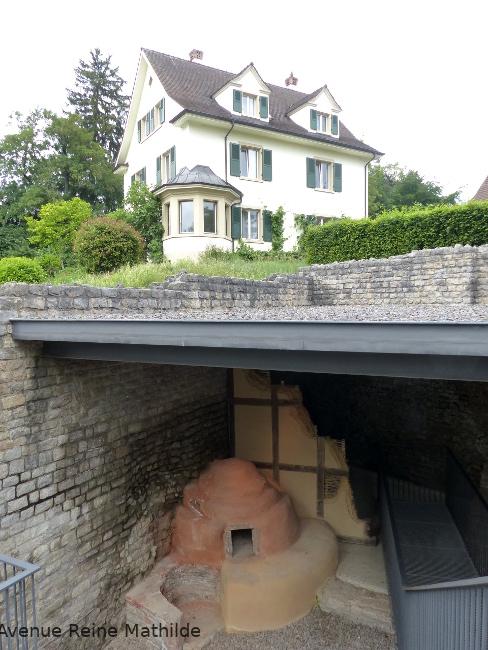 fouille archéologique augusta raurica suisse