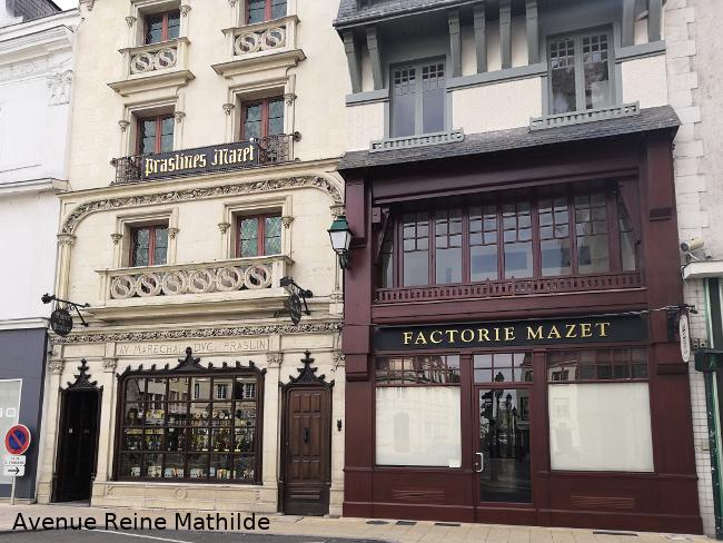 Maison Mazet à Montargis