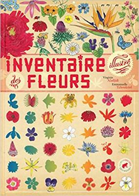 beau livre sur les fleurs