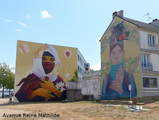 street-art Inti à St Nazaire