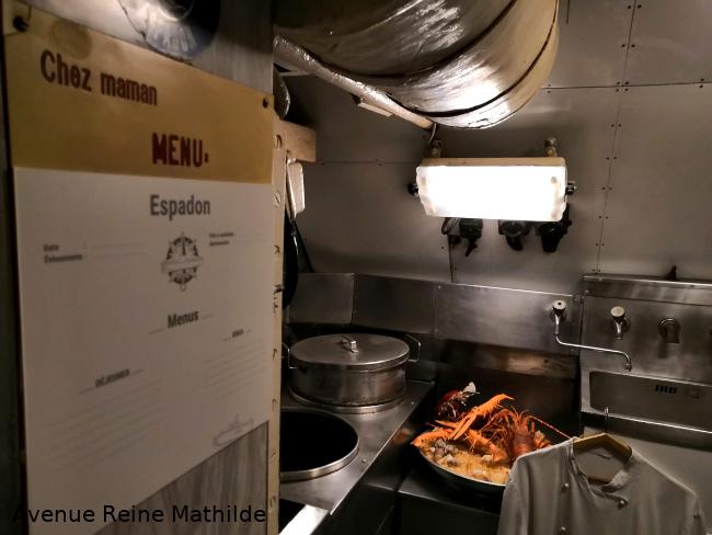 Visiter l'Espadon à St Nazaire