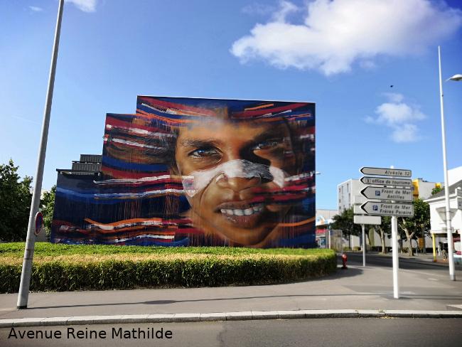 Street art dans st nazaire