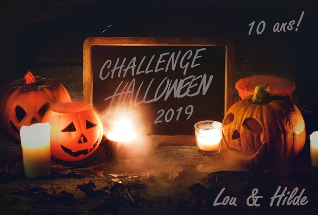 Challenge Halloween Hilde et Lou 2019