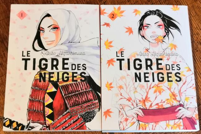 Manga sur le Japon historique