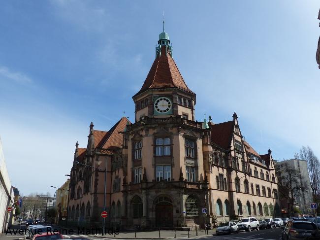 tribunal d'instance Mulhouse