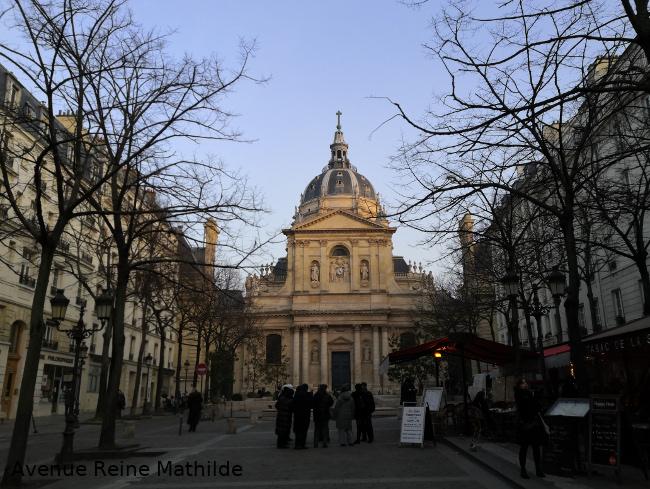 Marie Curie, Paris et la Sorbonne