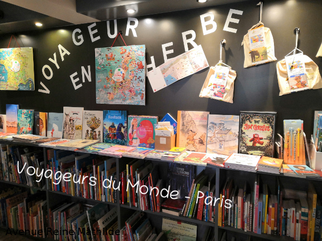 Mes librairies préférées
