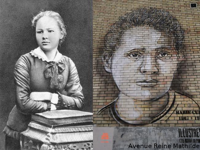 Marie Curie trip