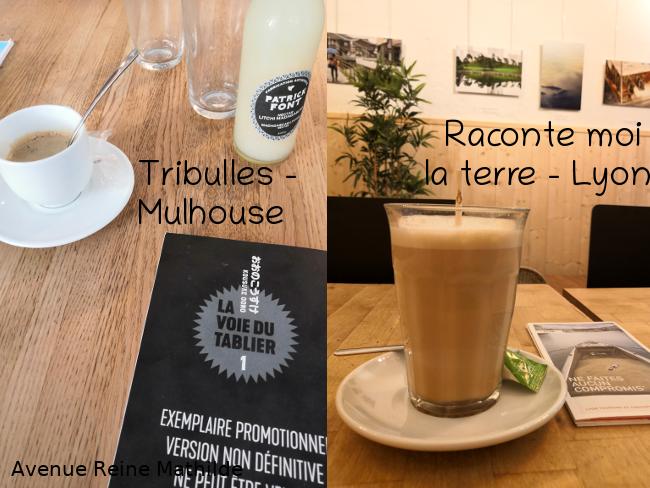Librairie salon de thé en France