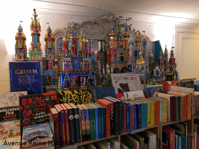 librairie polonaise à Paris