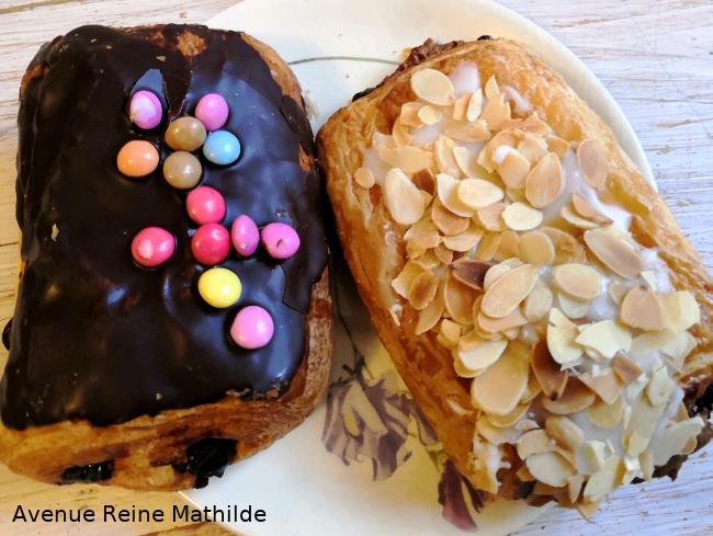 pains au chocolat en Alsace