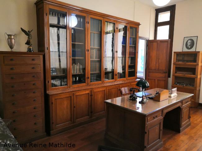 Musée Curie - Bureau de Marie Curie