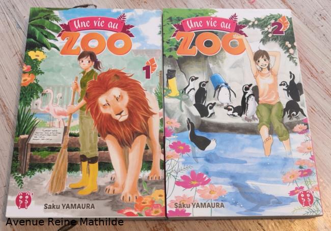 Manga une vie au zoo