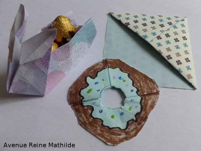 origami un mois au Japon