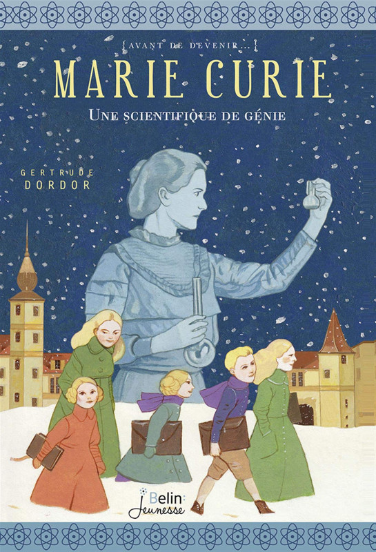 biographie jeunesse Marie Curie