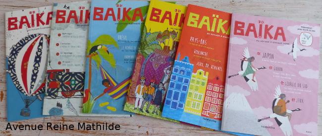 revue Baïka
