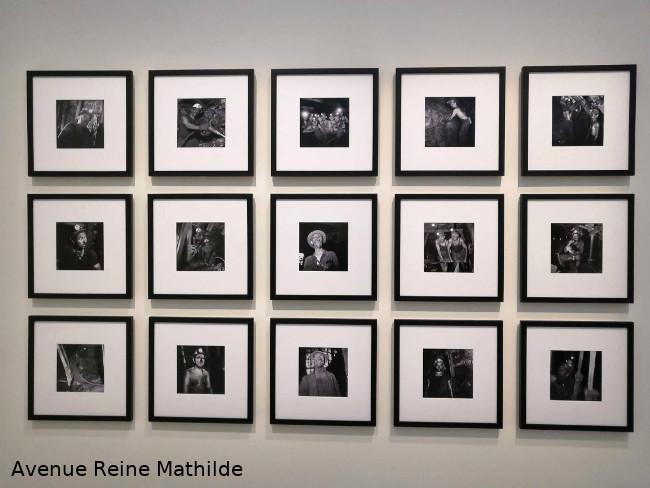 Le noir industriel au Louvre Lens