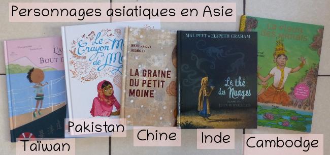 Diversité asiatique en littérature jeunesse