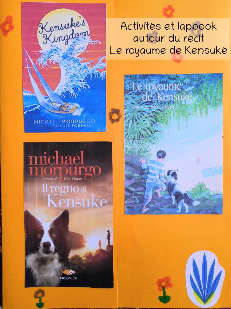 Lapbook sur le royaume de kensuké