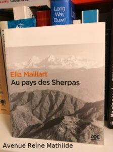 Au pays des sherpas - Ella Maillart