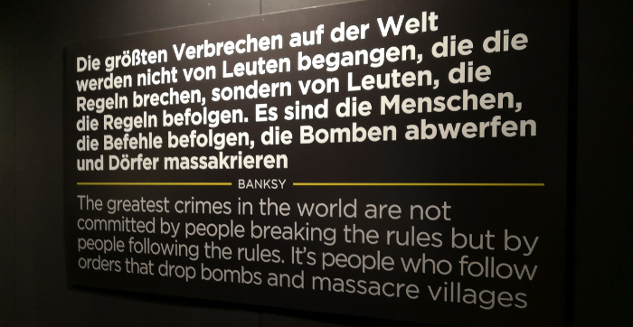 citation Banksy