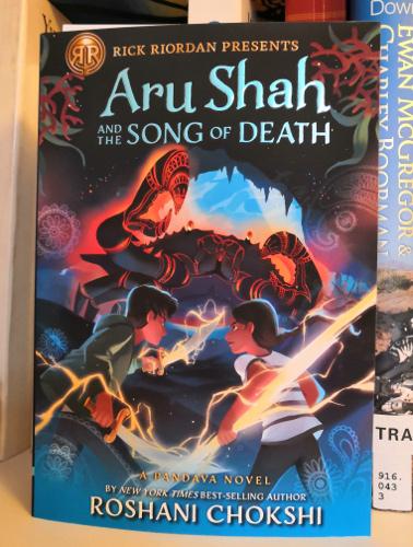 Aru Shah tome 2