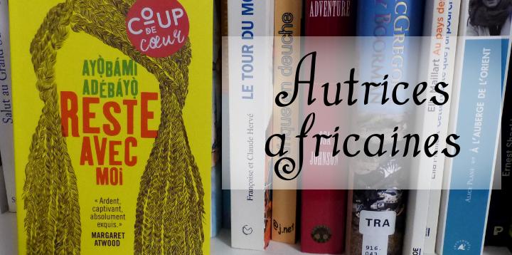 sélection d'autrices africaines
