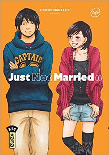Manga Just not married 1