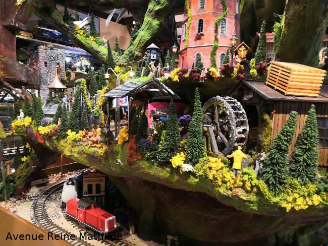 Train miniature à Altkirch