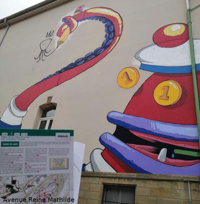 street art à Altkirch