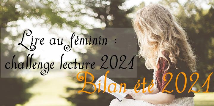 bilan lire au féminin été 2021