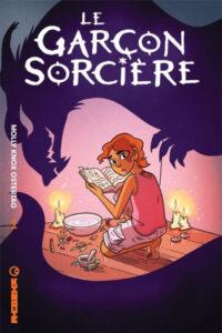 le garçon sorcière BD en 3 tomes