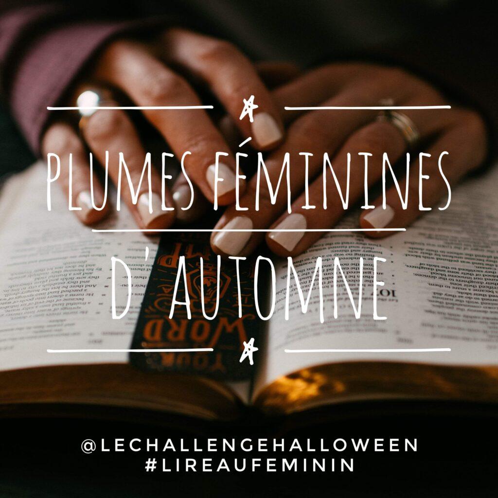 Logo Plumes féminines d'automne